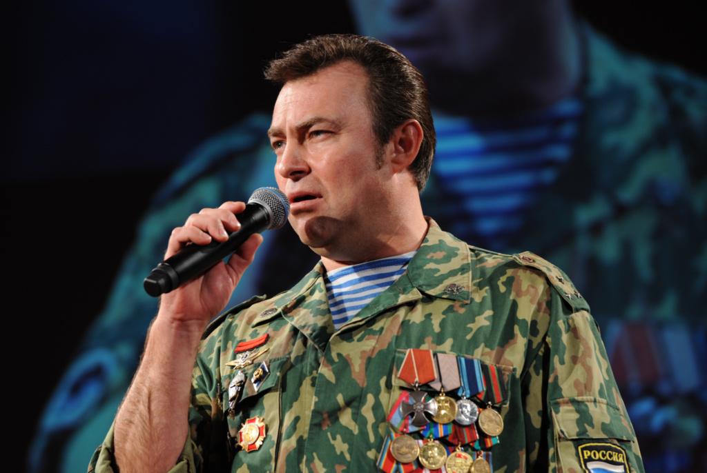 "Олег Кухта ""Братство спецназа"""