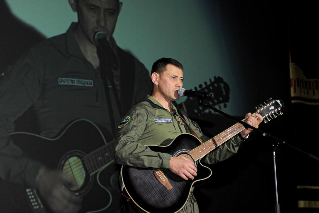 """Сергей Пестов """"Братство спецназа"""""""